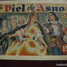 Tebeos: PIEL DE ASNO . CUENTOS PILARIN Nº 13 . ED AMELLER BARCELONA . Lote 131397718