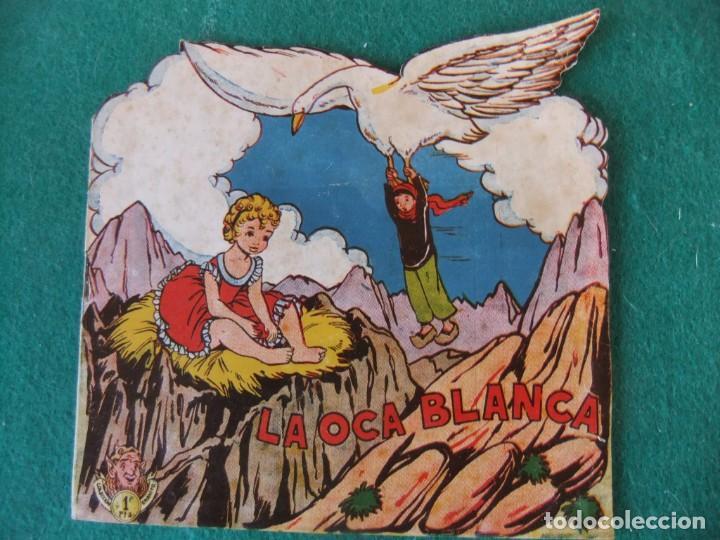COLECCION ENANITO Nº 85 LA OCA BLANCA AMELLER EDITOR (Tebeos y Comics - Ameller)