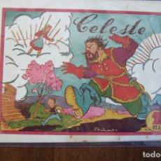 Tebeos: AMELLER ,- CUENTO DE HADAS Nº 68 CELESTE . Lote 154532614
