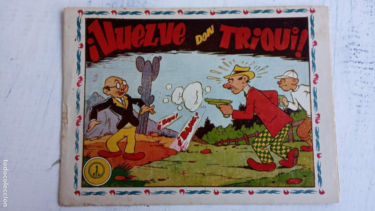 DON TRIQUI Nº 75 ORIGINAL., AMELLER (Tebeos y Comics - Ameller)