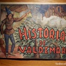Tebeos: TEBEO - COMIC - HISTORIA DE VALDEMAR - CUENTO DE ANDERSEN Nº 60 - AMELLER -. Lote 157002706