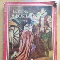 Tebeos: PRINCIPE Y MENDIGO / LA REINA MARGARITA.. Lote 162569230