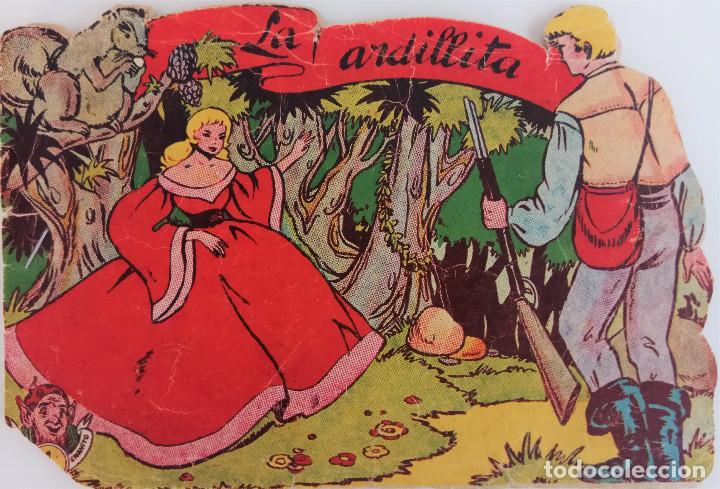 COLECCIÓN ENANITO Nº 45 - LA ARDILLITA (Tebeos y Comics - Ameller)