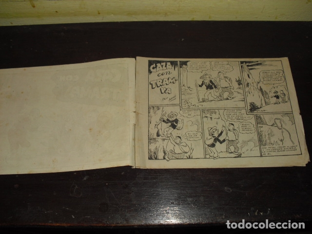 Tebeos: AVENTURAS DE DON TRIQUI - Nº 35 - Foto 2 - 171223827