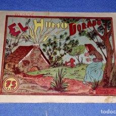 Tebeos: EL HUMO DORADO PILARIN Nº 49 AMELLER EDITOR AÑOS 40 ORIGINAL VER FOTO Y DESCRIPCION. Lote 173405477