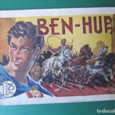 Tebeos: HISTORIETAS GRAFICAS (1942, AMELLER) VARIANTE 82 · 1942 · BEN-HUR ¡¡¡ ÚLTIMO DE VARIANTES !!!!. Lote 173406497