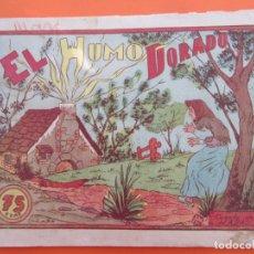 Tebeos: HISTORIAS GRAFICAS PILARIN , NUMERO 49 , EL HUMO DORADO , AMELLER. Lote 177659087