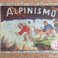 Tebeos: DON TRIQUI. ALPINISMO - AMELLER, ORIGINAL - MUY DIFICIL - GCH. Lote 179145536