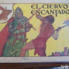 Tebeos: AMELLER MONOGRÁFICOS Nº EL CIERVO ENCANTADO . Lote 189756532