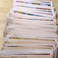 Tebeos: LOTAZO 156 EJEMPLARES LOS MIL Y UN CUENTO AÑOS 50 AMELLER Nº 3 -174, CLARISA SIN NÚMERO. Lote 194891958