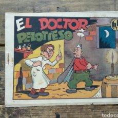 Tebeos: TEBEO EL DOCTOR PELOTIESO. AMELLER EDITOR. Lote 195644830