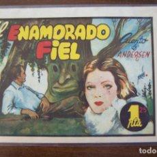 Tebeos: AMELLER,- MONOGRÁFICOS EL ENAMORADO FIEL . Lote 196081791