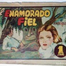 Giornalini: HISTORIETAS GRAFICAS Nº 63 EL ENAMORADO FIEL CUENTO DE ANDERSEN AMELLER EDITOR. Lote 196302536