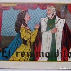 Tebeos: COLECCIÓN PRINCESA NÚM.43 - EL REY MALDITO. Lote 199171773