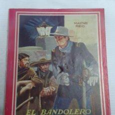 BDs: EL BANDOLERO , MAYNE . COLECCIÓN GRANDES AUTORES Nº 81 , AMELLER EDITORIAL. Lote 199905112