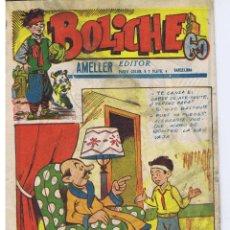 Livros de Banda Desenhada: BOLICHE Nº 1. AMELLER. Lote 201314007
