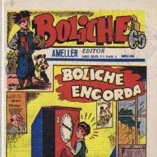 Livros de Banda Desenhada: BOLICHE Nº 6. AMELLER. Lote 201314105