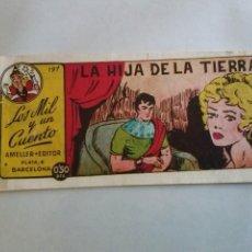 Tebeos: LOS MIL Y UN CUENTO Nº 197 - AMELLER -,NIÑAS. Lote 202527821
