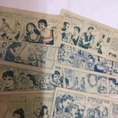 Livros de Banda Desenhada: LOS MIL Y UN CUENTO - LOTE DE 9. Lote 204514472