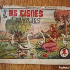 Tebeos: LOS CISNES SALVAJES (AMELLER 1942). Lote 205254732