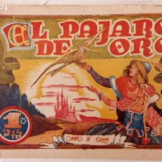 Tebeos: EL PÁJARO DE ORO - CUENTO DE GRIMM - 1942 AMELLER Nº 15 MONOGRÁFCO ORIGINAL. Lote 212267728