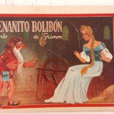 Tebeos: EL ENANITO BOLIBON - CUENTO DE GRIMM - Nº 16 AMELLER MONOGRÁFICO AÑO 1942 ORIGINAL. Lote 212267915