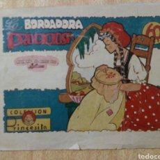 Giornalini: LA BORDADORA PRODIGIOSA COLECCION PRINCESITA Nº 41 AMELLER EDITOR. ESPIRITUAZUL. Lote 215108425