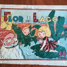 Tebeos: CUENTO DE HADA. LA FLOR DEL LAGO. Lote 216821846