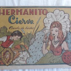 Livros de Banda Desenhada: CUENTO DE HADAS N. 64 - HERMANITO CIERVO. Lote 221121532