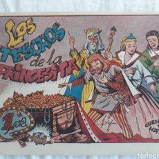 Livros de Banda Desenhada: CUENTO DE HADAS N. 119 - LOS TESOROS DE LA PRINCESITA. Lote 221121703