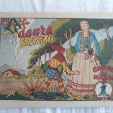 Livros de Banda Desenhada: CUENTO DE HADAS N. 126 - LA DANZA DEL ENANITO. Lote 221121790
