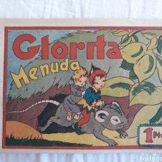 Livros de Banda Desenhada: CUENTO DE HADAS N. 124 - GLORITA MENUDA. Lote 221122440