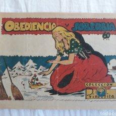 Livros de Banda Desenhada: COLECCIÓN PRINCESITA N. 43 - OBEDIENCIA Y SOBERBIA. Lote 221126463