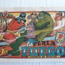 Livros de Banda Desenhada: COLECCIÓN PRINCESITA N. 99 - LA PERLA DE FUEGO. Lote 221133826