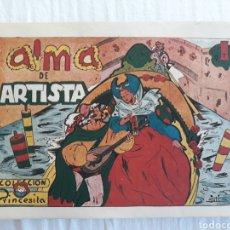 Tebeos: COLECCIÓN PRINCESITA N. 11.º- ALMA DE ARTISTA. Lote 221136728