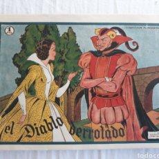 Tebeos: COLECCIÓN PRINCESITA N. 23 - EL DIABLO DERROTADO. Lote 221138932