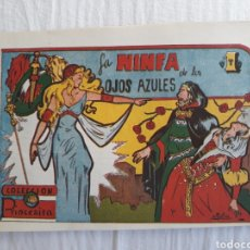 Tebeos: COLECCIÓN PRINCESITA N. 100 - LA NINFA DE LOS OJOS AZULES. Lote 221157408