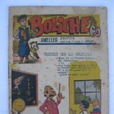 BDs: BOLICHE - AMELLER EDITOR - ORIGINAL - CONSULTAR ESTADO.. Lote 225019620