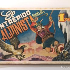 BDs: EL INTRÉPIDO ALPINISTA. AMELLER, 1941. PORTADA DE VINTRÓ. Lote 225045395