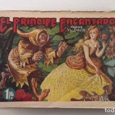 BDs: EL PRÍNCIPE ENCANTADO. AMELLER, 1941. PORTADA DE VÍCTOR AGUADO. Lote 225045680