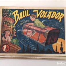 BDs: EL BAUL VOLADOR. AMELLER, 1941. PORTADA DE VÍCTOR AGUADO. Lote 225046410