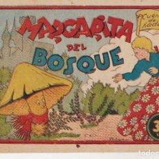 BDs: COMIC CUEWNTO DE HADAS MARGARITA DEL BOSQUE AMELLER EDITOR. Lote 226753500
