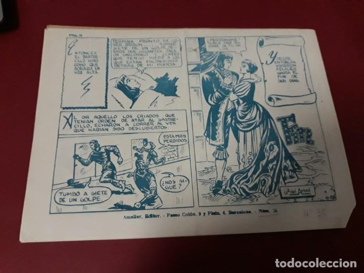 Tebeos: Cuento de Hadas ( El Sastrecillo Valiente ) Maria Pascual Ameller 1945 - Foto 2 - 230262580
