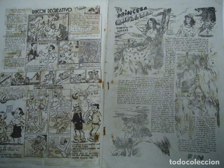 Tebeos: EDICIONES PANTUFLAS. CUIDADO CON LOS CUERNOS. AVENTURA DE TOÑITO. EDITOR AMELLER. MIDE 17 X 26 cm. - Foto 2 - 239585995