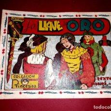 Tebeos: CUENTO DE HADAS ( LA LLAVE DE ORO ) AMELLER 1951. Lote 254217950