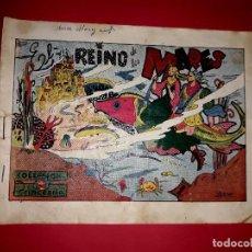 Tebeos: CUENTO DE HADAS EL REINO DE LOS MARES AMELLER 1945. Lote 261908805