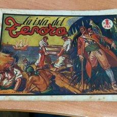 Tebeos: GRANDES HISTORIAS PARA JUVENTUD Nº 6 LA ISLA DEL TESORO (ORIGINAL AMELLER) (COIB204). Lote 274609193