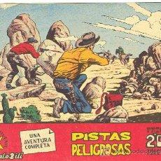 Tebeos: TIM 7 TIROS Nº PISTAS PELIGROSAS. Lote 27352771