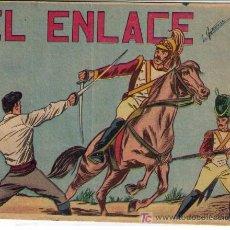 Tebeos: EL ENLACE. BERNABEU. 1964.. Lote 17808055