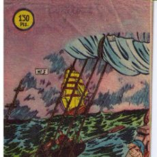 Tebeos: PEQUEÑO GRUMETE. BERNABEU. Nº 5: A MERCED DE LA BORRASCA. Lote 27324650